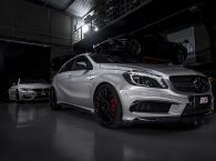 Mercedes A45 AMG - BTS Performan