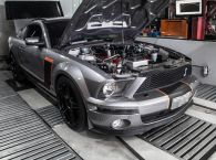 Shelby Mustang GT500 - Dinamomet